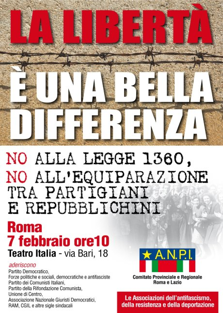 La libertà è una bella differenza